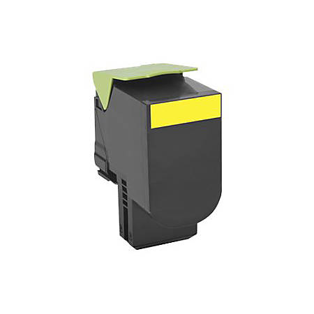 Lexmark™ 80C0S30 Yellow Toner Cartridge (S8567804)