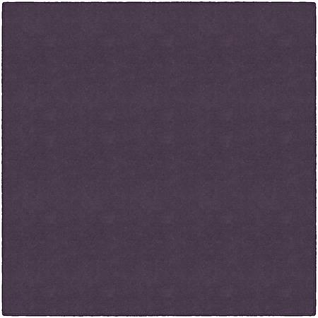 Flagship Carpets Americolors Rug, Square, 12' x 12', Pretty Purple