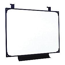 Dry Erase Marker Board Black Designer