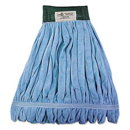 Boardwalk® Looped-End Wet Mop Head, Blue