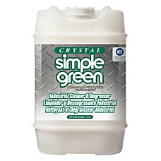 Simple Green Crystal Industrial Cleaner And