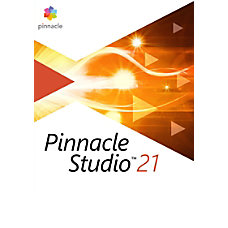 Corel Pinnacle Studio 21 Traditional Disc