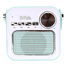 BPM Retro Bluetooth Speaker 45 H