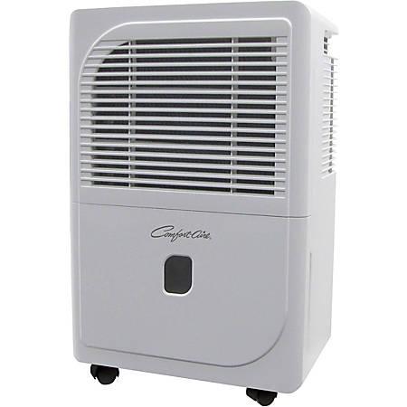 Heat Controller 50 Pints Per Day Portable Dehumidifier