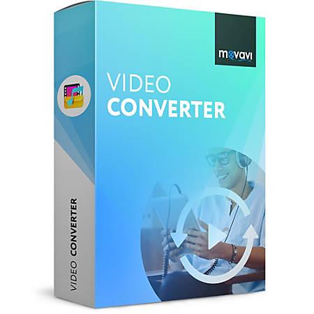 Movavi Video Converter 18 Personal Edition, Download Version