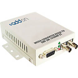 AddOn Serial RS232 to Fiber MMF