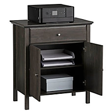 Realspace Chase 27 W Storage CabinetPrinter