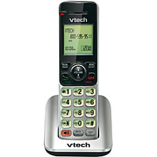 Vtech CS6609 Accessory Handset with Caller