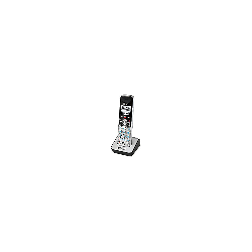 "<p></noscript>Accessory handset with Caller ID and Call Waiting provides reliable long-range coverage for excellent call clarity. Handset speakerphone leaves your hands free to do things and lets more people in on the conversation. Backlit LCD displays the name, number, time and date of up to 50 incoming calls. High-contrast black text on a white background provides an easy-to-read screen to view incoming Caller ID or review call history. Noise-filtering technology allows you to take calls virtually anywhere without sacrificing sound quality. Handset is designed for use with the AT&T two-line answering system with dual Caller ID and Call waiting (sold separately).</p> <p>""/> <a target='_blank' class='price' href=http://www.kqzyfj.com/click-7308179-13474833-1573142222516?url=https%3A%2F%2Fwww.officedepot.com%2Fa%2Fproducts%2F662932%2FATandT-Accessory-Handset-with-Caller-IDCall%2F&cjsku=662932>35.99</a></div> <div class=thumbcoupon><a target='_blank' href=http://www.tkqlhce.com/click-7308179-13474833-1573142234321?url=https%3A%2F%2Fwww.officedepot.com%2Fa%2Fproducts%2F781467%2FATandT-DECT-60-CordedCordless-Multi-Line%2F&cjsku=781467>AT&T� DECT 6.0 Corded/Cordless Multi-Line Phone</a> from <a target='_blank' href=http://www.tkqlhce.com/click-7308179-13474833-1573142234321?url=https%3A%2F%2Fwww.officedepot.com%2Fa%2Fproducts%2F781467%2FATandT-DECT-60-CordedCordless-Multi-Line%2F&cjsku=781467>Office Depot and OfficeMax </a><br /><img src="