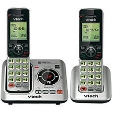 Vtech 2 handset Cordless CID ITAD