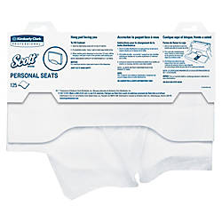 Scott Personal Toilet Seat Covers 15