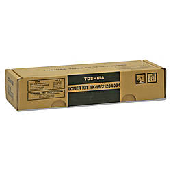 Toshiba TK 15 Original Toner Cartridge