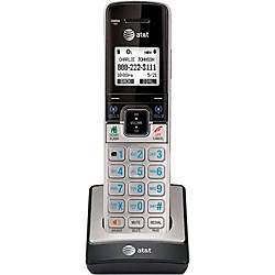 AT T Accessory Handset with Caller