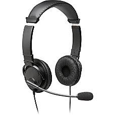 Kensington Hi Fi USB Headphones Stereo