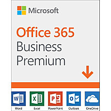 Microsoft Office 365 Business Premium For