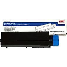 OKI 44992405 Original Black Toner Cartridge