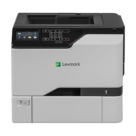 Lexmark™ Wireless Color Laser Printer, CS720de