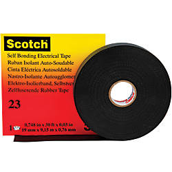 3M 23 Rubber Splicing Tape 075