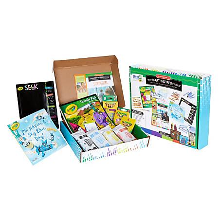 Crayola® CreatED Writing Family Engagement Kit, Preschool - Grade 2