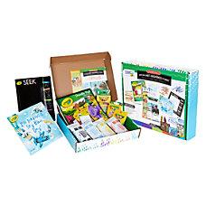 Crayola CreatED Writing Family Engagement Kit