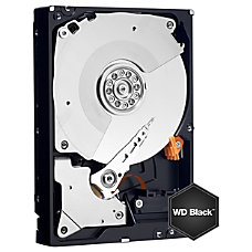 WD Black 1TB 35 Internal Hard