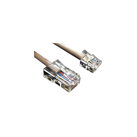 APG Cash Drawer MultiPRO RJ 12RJ 45 Data Transfer Cable
