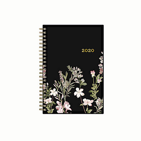 """Blue Sky™ Create Your Own Weekly/Monthly Planner, 5"""" x 8"""", Neveah, January to December 2020"""