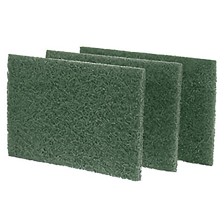 Royal Paper Products Flexible Scouring Pad, Green