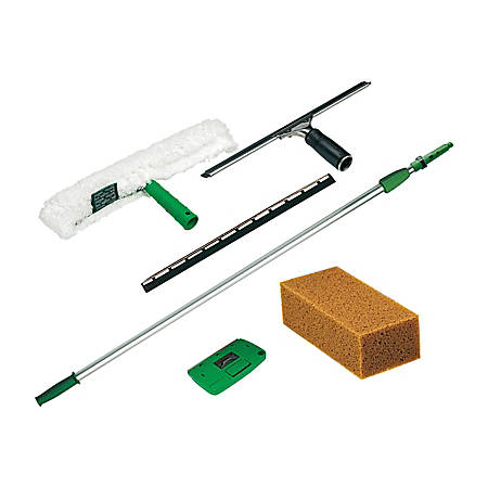 Unger Professional Window Cleaning Kit, 56
