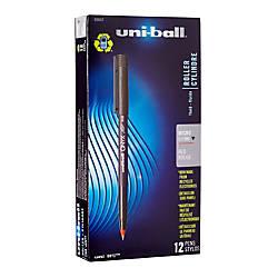 uni ball Onyx Rollerball Pens Micro