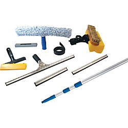 Ettore Universal Window Cleaning Kit