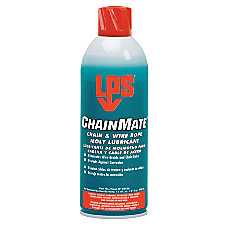 ChainMate Chain Wire Rope Lubricants 16