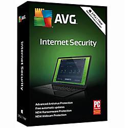 AVG Internet Security 2018 3 PC