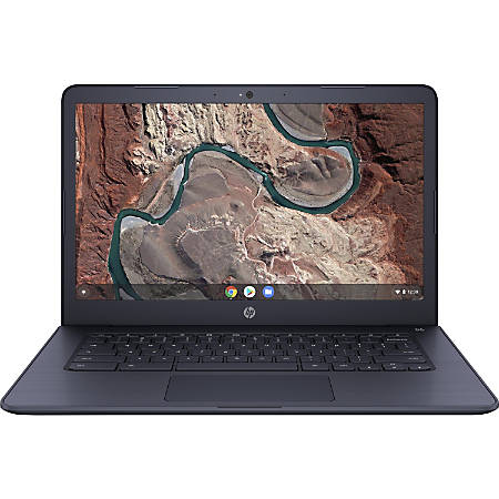 "HP Chromebook 14-db0000 14-db0090nr 14"" Touchscreen Chromebook - 1366 x 768 - A4-9120C - 4 GB RAM - 32 GB Flash Memory - Chrome OS - AMD Radeon R4 Graphics - Bluetooth - 9.25 Hour Battery Run Time"