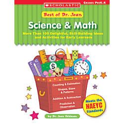 Scholastic Dr Jean ScienceMath