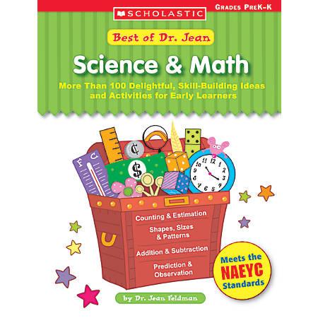 Scholastic Dr. Jean Science/Math