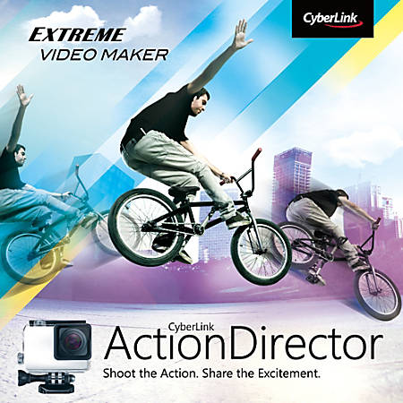 CyberLink ActionDirector , Download Version