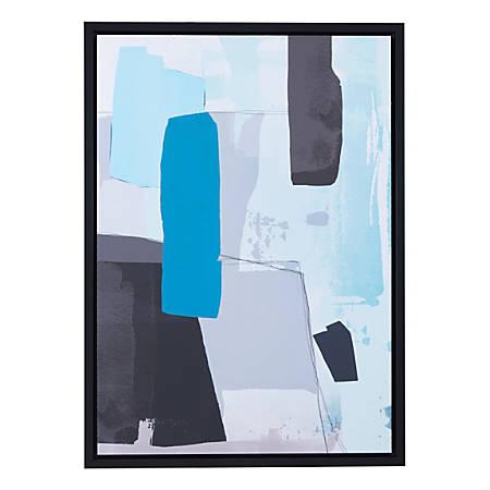 Zuo Modern Marea Canvas, Multicolor