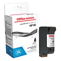 Office Depot Brand 45 HP 45