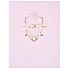 Cambridge Ballet Monthly Planner 8 12