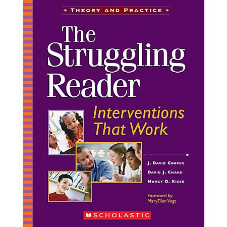 Scholastic The Struggling Reader