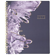Cambridge Crystal WeeklyMonthly Planner 8 12