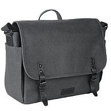 Kenneth Cole Reaction Canvas Laptop Messenger