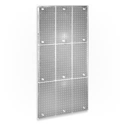 Azar Displays Pegboard Wall Panel 24
