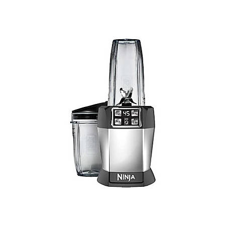 Ninja Nutri Ninja® 5-Speed Blender With Auto-iQ®, Stainless Steel