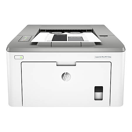 HP LaserJet Pro M118dw Wireless Monochrome Laser Printer With Auto Duplex Printing, Mobile Printing & Built-In Ethernet, 4PA39A