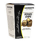 Sanders Milk Chocolate-Covered Potato Chips, 6 Oz Box
