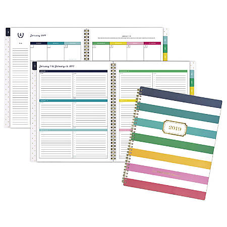Adorable image pertaining to emily ley planners