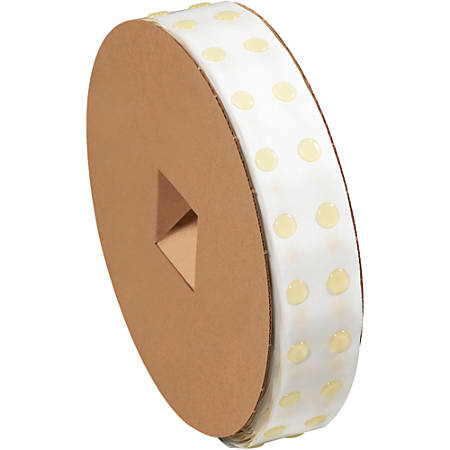 "Glue Dots® Dot Shot® Pro Glue Dots, Super High Tack/Low Profile, 1/4"", Roll Of 3,000"