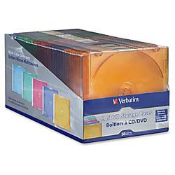 Verbatim 94178 CD and DVD Slim